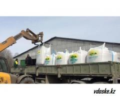 Поставки  биг-бэгов для удобрений в Казахстане