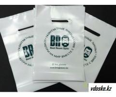 Печать, нанесение логотипа на пакеты
